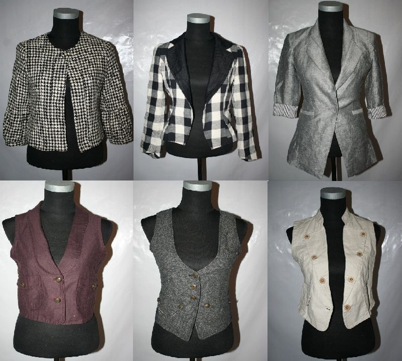 Blazer galore
